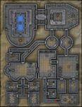 RPG Item: VTT Map Set 271: Atmospheric Moisture Processing Facility