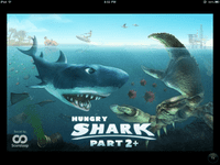 Video Game: Hungry Shark - Part 2