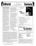Issue: Different Worlds (Issue 47 - Fall 1987)