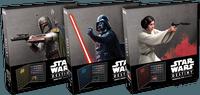 Board Game Accessory: Star Wars: Destiny – Princess Leia Dice Binder