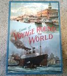 Board Game: Game of Voyage Round the World