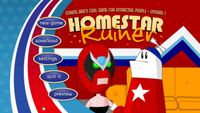Video Game: Strong Bad's Cool Game for Attractive People - Episode 1: Homestar Ruiner
