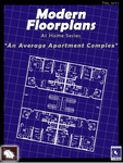 RPG Item: Modern Floorplans: Apartment Complex