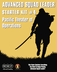 Board Game: Advanced Squad Leader: Starter Kit #4 – Pacific Theater of Operations