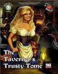 RPG Item: The Taverner's Trusty Tome