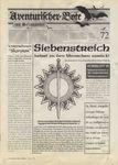Issue: Aventurischer Bote (Issue 72 - May/Jun 1998)
