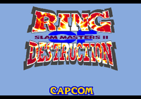 Video Game: Ring of Destruction: Slammasters II