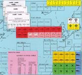 Board Game: Battle of the Atlantic