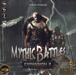 Board Game: Mythic Battles: Expansion II – Tribute of Blood