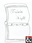 RPG Item: Trivia Night