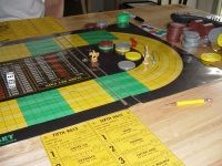 Board Game: Win, Place & Show