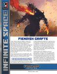 RPG Item: Infinite Space: Fiendish Grafts