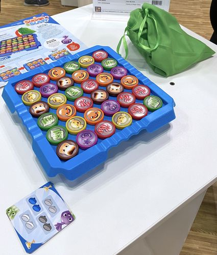 Board Game: Sugar Blast