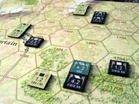 Board Game: Stand at Mortain