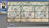 Screen Shot of Bull Run Module for LackeyCCG.
