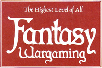 RPG: Fantasy Wargaming
