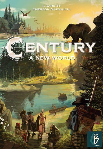 Century: A New World | Board Game | BoardGameGeek