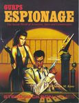 RPG Item: GURPS Espionage
