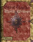 RPG Item: Bits of Magicka: Mystic Writings
