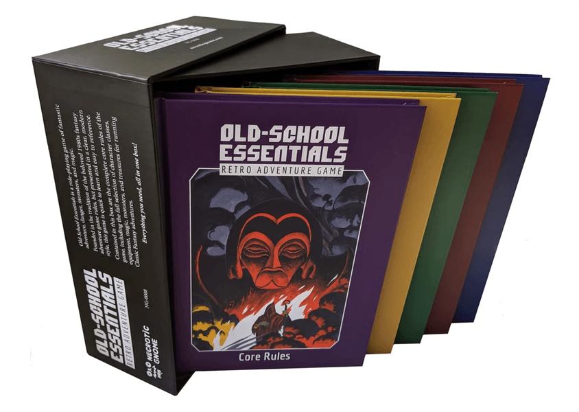 Old-School Essentials Black Box