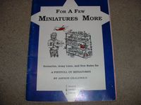 Board Game: For a Few Miniatures More