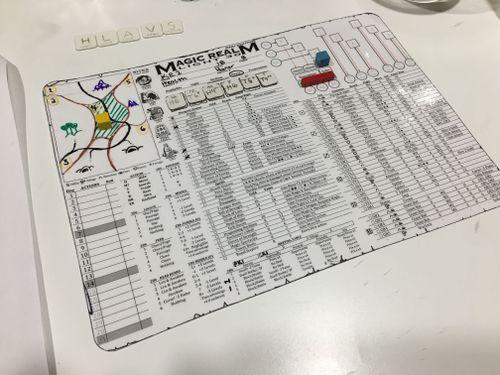 Board Game: Magic Realm Light 30