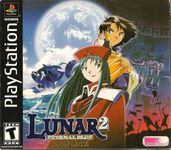 Video Game: Lunar 2: Eternal Blue Complete