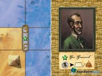 Board Game: Mykerinos: The Nile