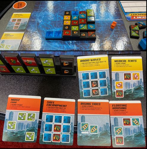 Board Game: Emergency Broadcast