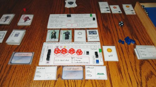 From gallery of Narrow Gate Games