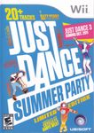 Video Game: Just Dance Summer Party