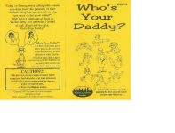 Board Game: Who's Your Daddy?