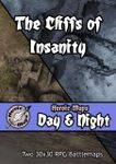 RPG Item: Heroic Maps Day & Night: The Cliffs of Insanity