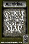 RPG Item: Antique Maps of Great Britain Poster Map Collection