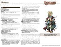 RPG Item: Pathfinder Core Rulebook: Bard