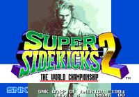 Video Game: Super Sidekicks 2: The World Championship