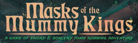 RPG: Masks of the Mummy Kings