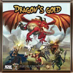 『ドラゴンズゴールド』パッケージ