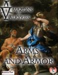 RPG Item: Amazons Vs Valkyries: Arms and Armor (5E)