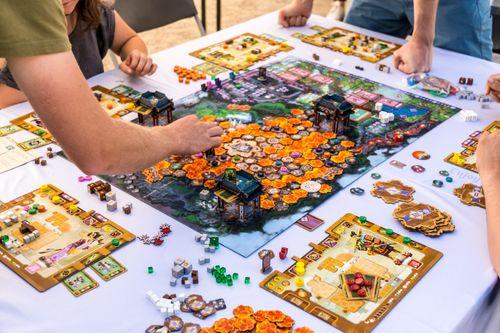 Board Game: Fuji Koro