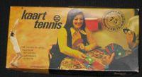 Board Game: Kaart tennis
