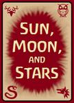 Board Game: Sun, Moon, & Stars