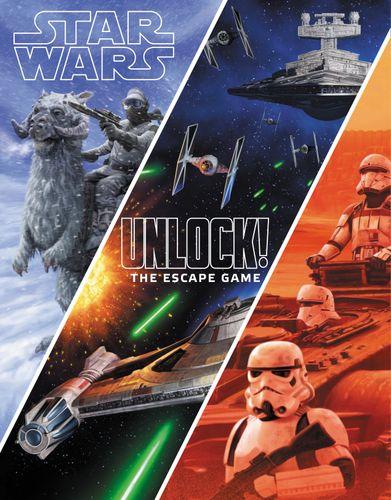 Board Game: Star Wars: Unlock!