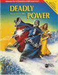 RPG Item: Deadly Power