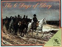 Board Game: The 6 Days of Glory
