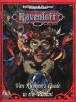 RPG Item: Van Richten's Guide to the Vistani