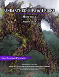 Issue: Unearthed Tips & Tricks: Monthly (Aug 2021)