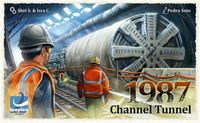 Board Game: 1987 Channel Tunnel