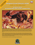RPG Item: DCC #035A: Halls of the Minotaur