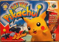 Video Game: Hey You, Pikachu!